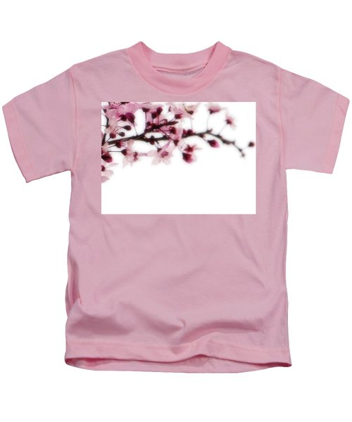 Cherry Triptych Right Panel Kids T-Shirt