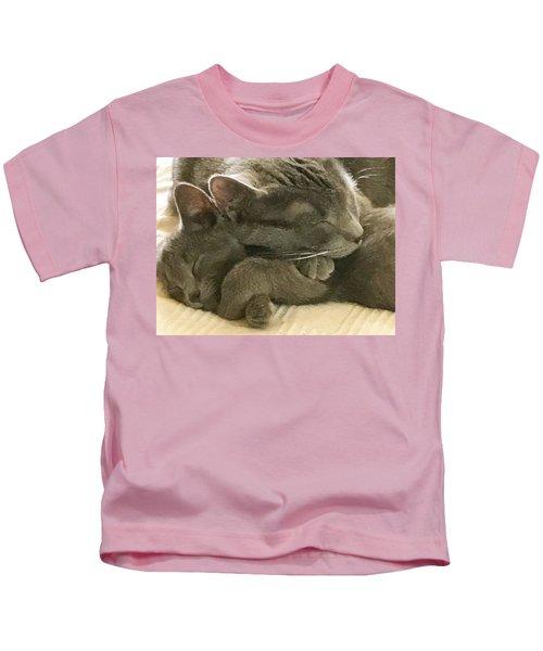 Cloud And Myst Kids T-Shirt