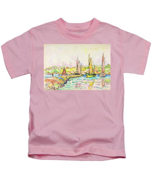 Concarneau - Digital Remastered Edition Kids T-Shirt