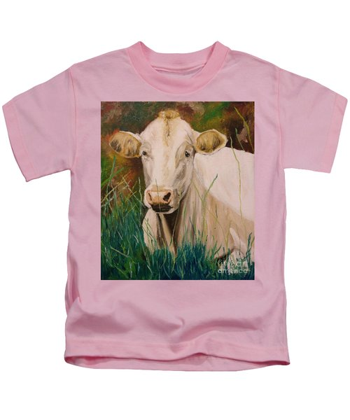 Contentment Kids T-Shirt