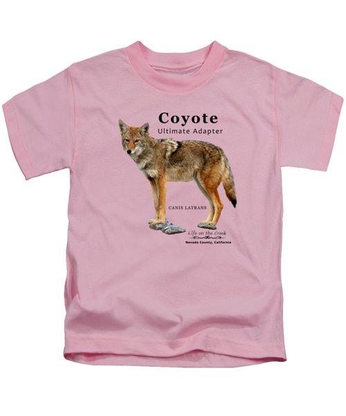 Coyote Ultimate Adaptor Kids T-Shirt