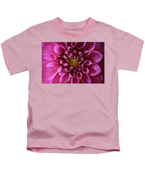 Curled Up Kids T-Shirt