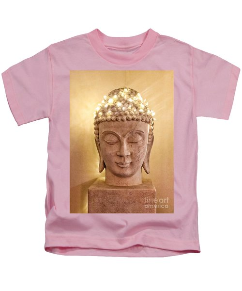 Dawn Buddha  Kids T-Shirt