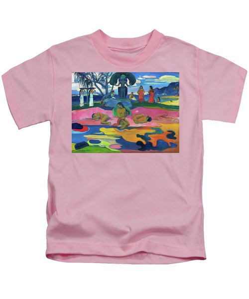 Day Of The God - Digital Remastered Edition Kids T-Shirt