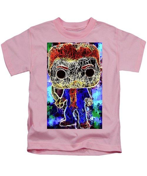 Dean Winchester Supernatural Kids T-Shirt