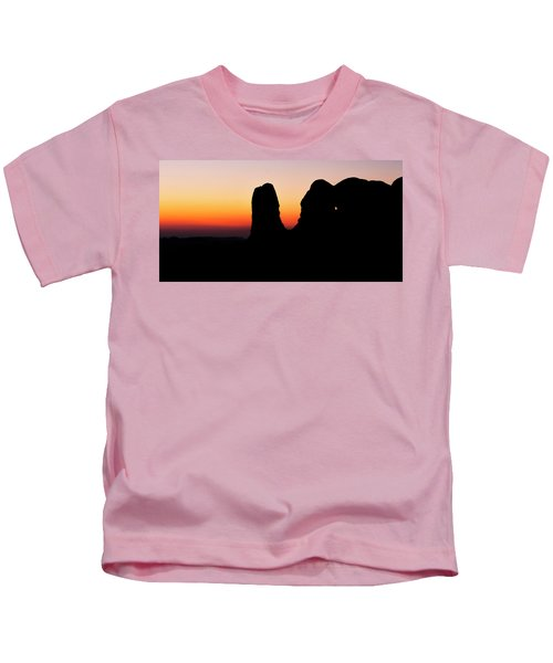 Desert Night Kids T-Shirt