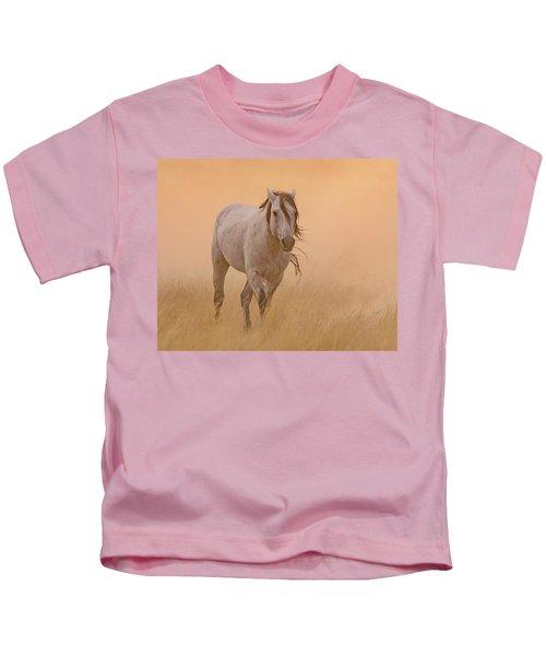 Dusty Evening Kids T-Shirt