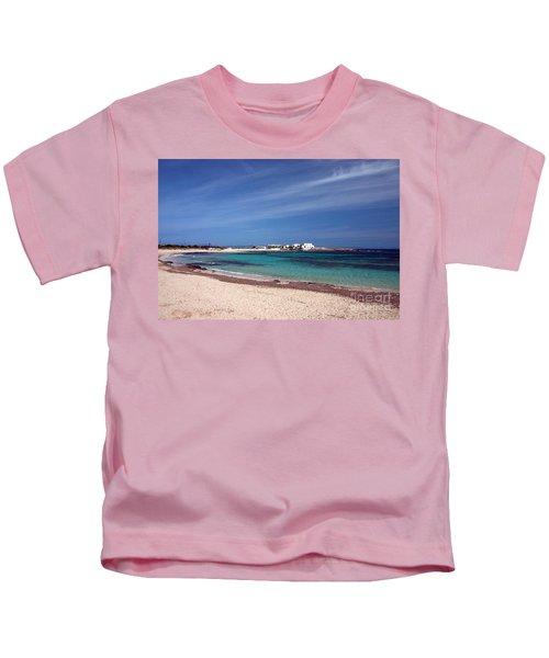 Es Pujols, Formentera Kids T-Shirt