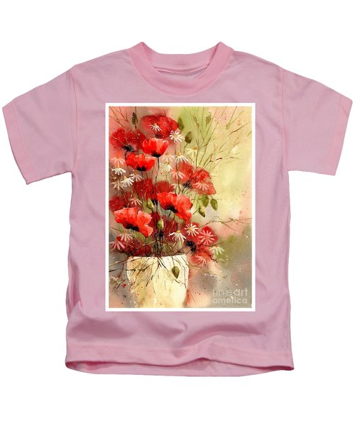 Everything About Poppies IIi Kids T-Shirt