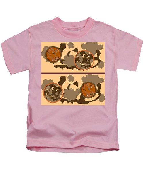 Falling Into Fall G102 Kids T-Shirt