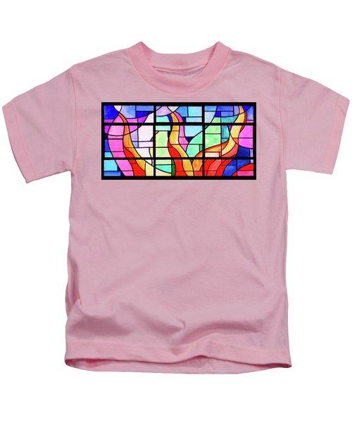 Flames Kids T-Shirt