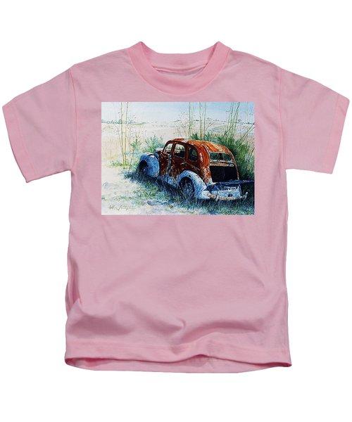 Forgotten. . .  Kids T-Shirt