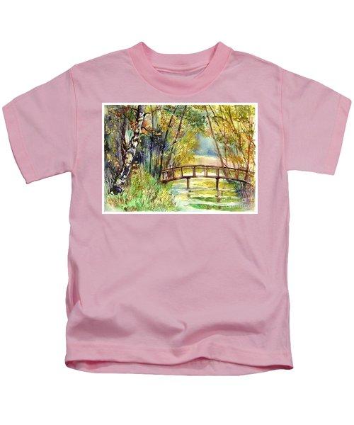 Forgotten Bridge Kids T-Shirt