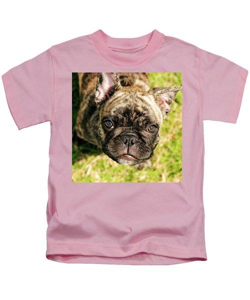 French Bull Dog Kids T-Shirt