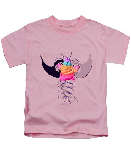 Gay Ice Cream Kids T-Shirt