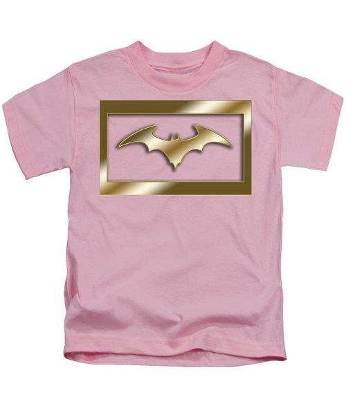Golden Bat Kids T-Shirt