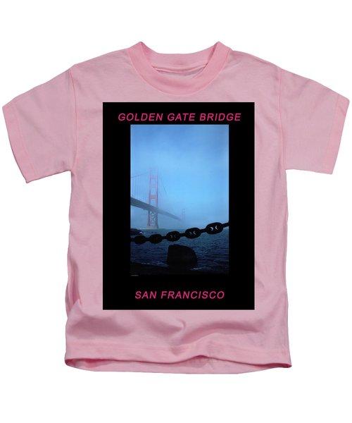 Golden Gate Fog - 2 Kids T-Shirt