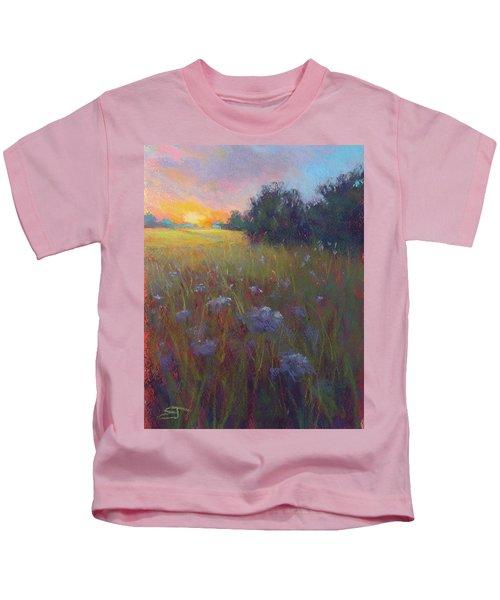 Golden Hour Kids T-Shirt