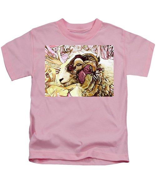 Got His Eye On Ewe Kids T-Shirt