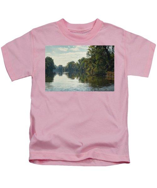 Great Morava River Kids T-Shirt