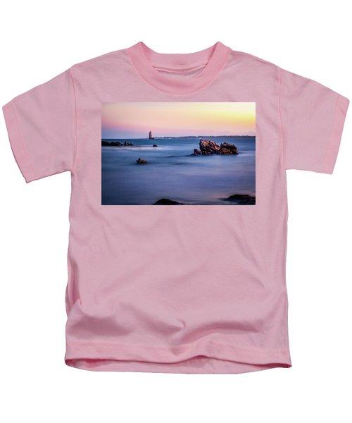 Harbor Light Kids T-Shirt