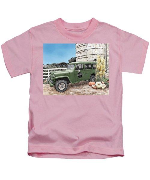 Harvest At Magnolia Kids T-Shirt