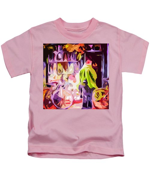 Hertford Flower Shop Kids T-Shirt