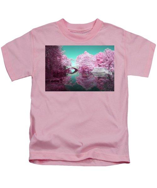 Infrared Bridge Kids T-Shirt