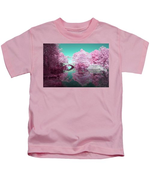 Infrared Bridge Kids T-Shirt