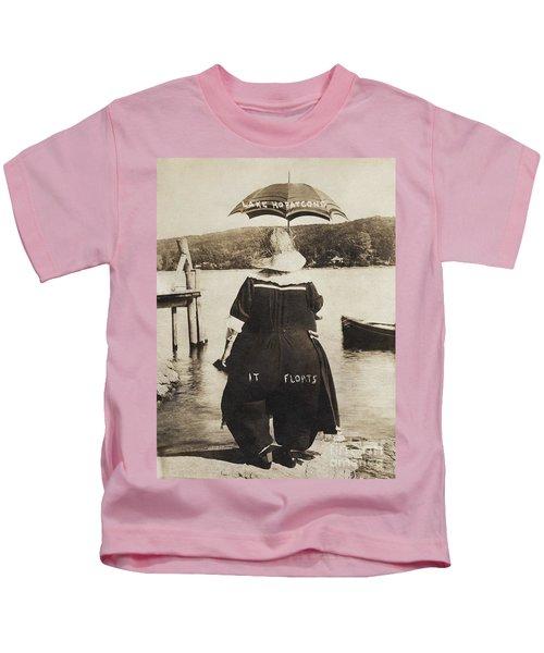 It Floats - Version 1 Kids T-Shirt