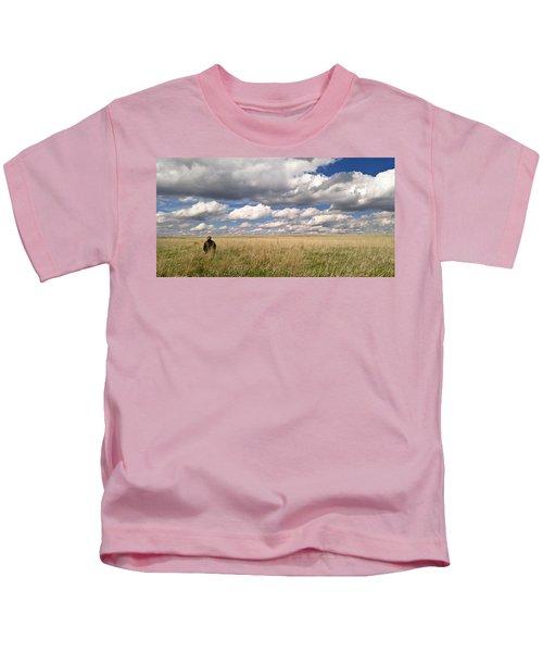 It's Amazing Here Kids T-Shirt