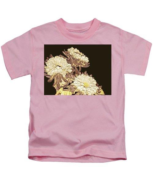 Kimono Garden Kids T-Shirt