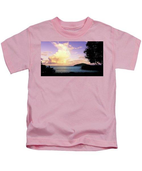 Last Rainbow Of The Day Kids T-Shirt