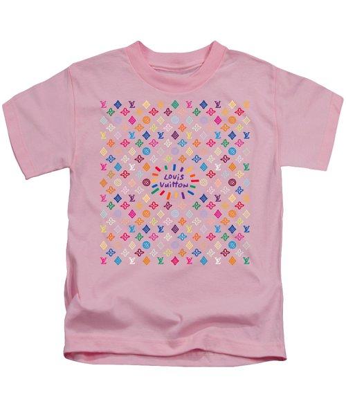 Louis Vuitton Monogram-5 Kids T-Shirt