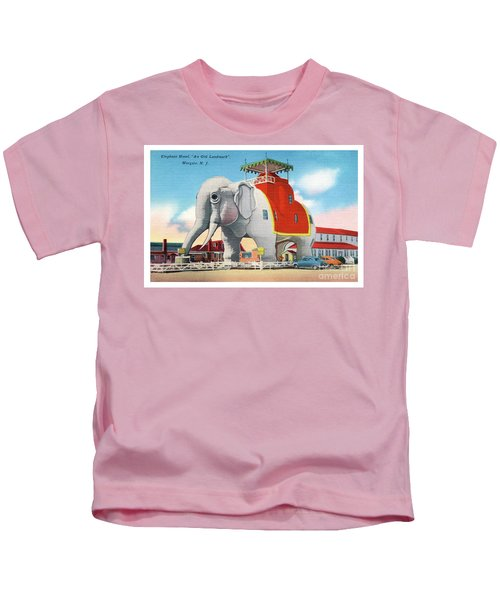 Lucy The Elephant Kids T-Shirt