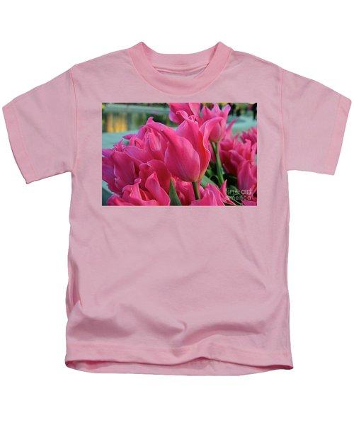 Magenta Scene Kids T-Shirt