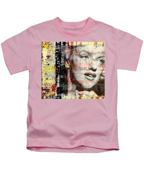 Marilyn Monroe 2 Kids T-Shirt
