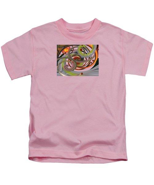 Nature's Spiral Kids T-Shirt