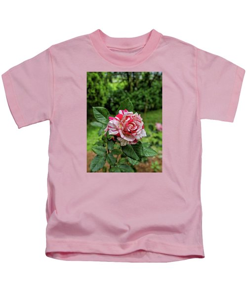 Neil Diamond Rose Kids T-Shirt