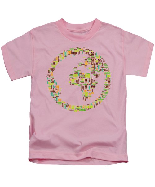 One Planet Kids T-Shirt