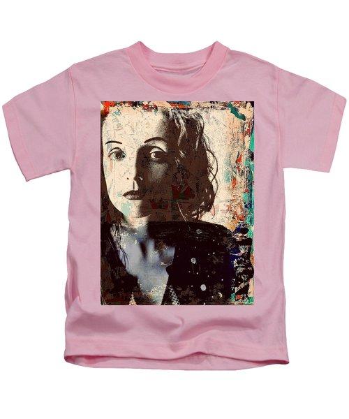Patty Griffin Kids T-Shirt