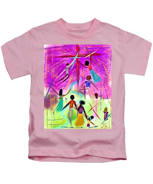 People Of The Cross Kids T-Shirt