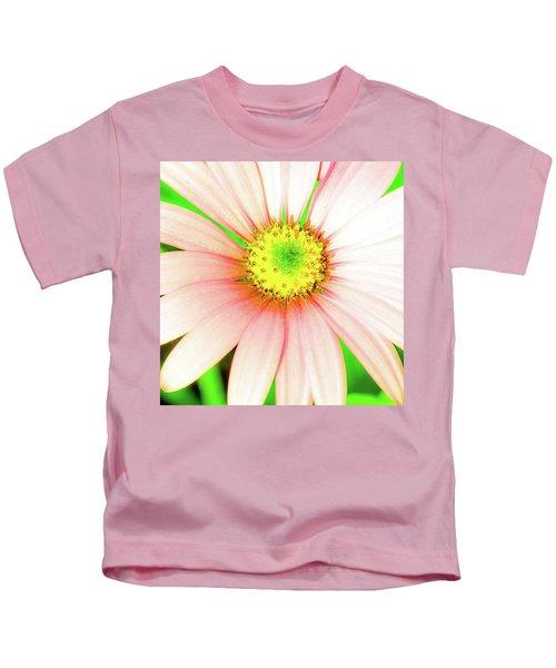 Pop Art Osteospermum 1 Kids T-Shirt
