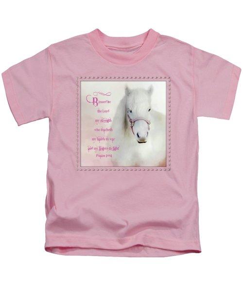 Princess Warrior - Verse Kids T-Shirt