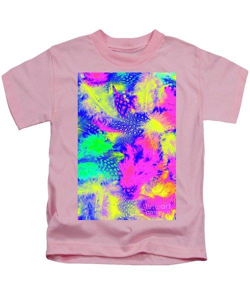 Rainbow Radiance Kids T-Shirt