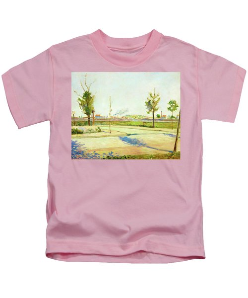 Road To Gennevilliers - Digital Remastered Edition Kids T-Shirt