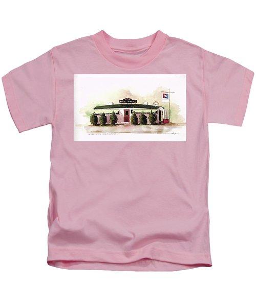 Royal Diner Kids T-Shirt