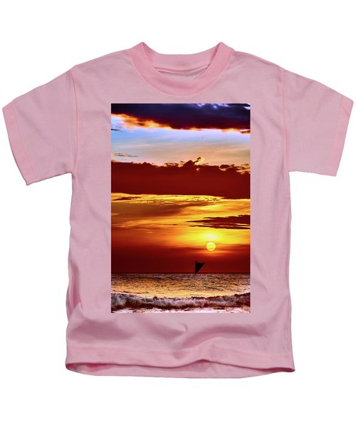 Sail Away... Kids T-Shirt
