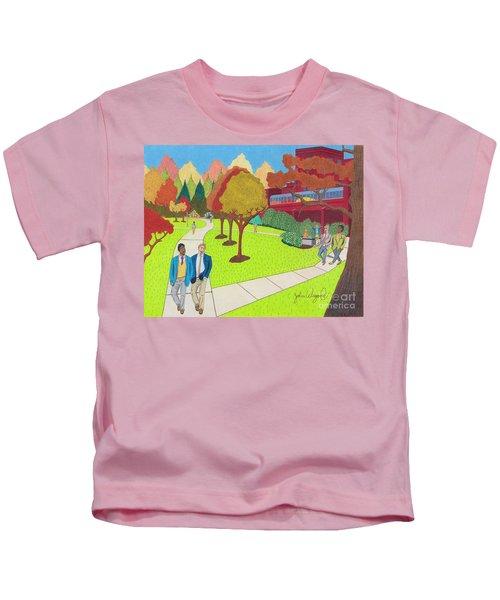School Ties Kids T-Shirt