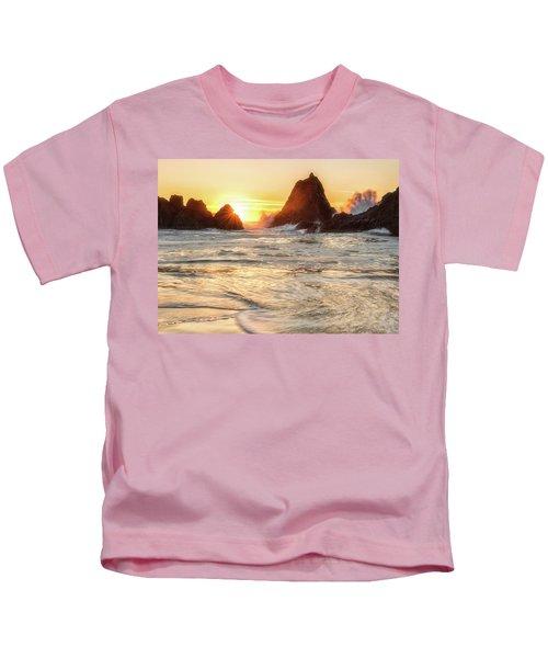 Seal Rock  Kids T-Shirt